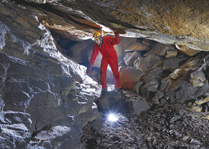 The Pluto's Temple – The Second Longest Non-karst Cave in the Czech Republic