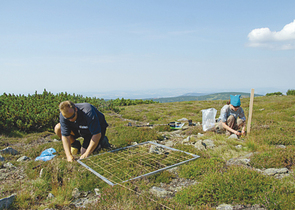 Monitoring and Research in the Krkonoše/Giant Mts. National Park
