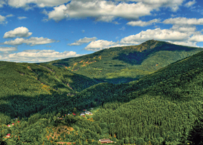 Lehký J.: The Beskydy Mts. Protected Landscape Area, a Prodigious Piece of the Carpathians